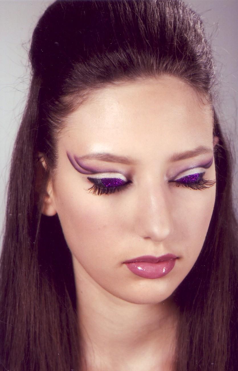 Макияж фото фантазийного макияжа